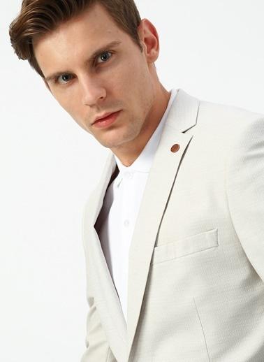 Altınyıldız Classics Altinyildiz Classic 4A3019200204 Taş Erkek Takım Elbise Taş